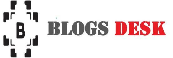 Blogs Desk
