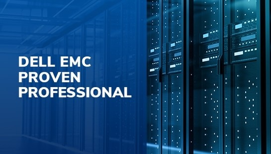 Photo of Dell EMC Proven Professional