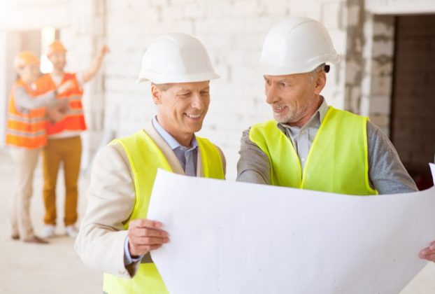 Construction Business Is Booming